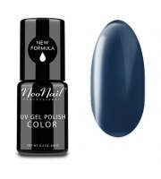 NeoNail, Lakier hybrydowy, 3765-1 Dark Graphite, 6 ml