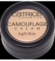 Catrice, Korektor w kremie, Camouflage Cream, 010 Ivory