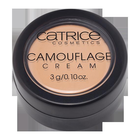 Catrice, Korektor w kremie, Camouflage Cream, 020 Light Beige