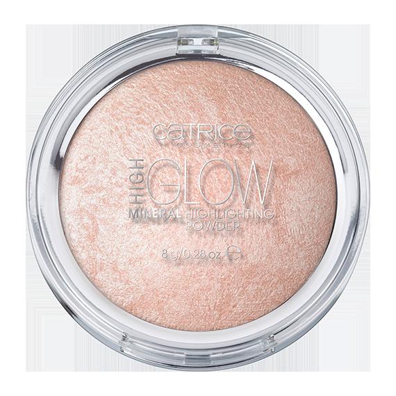 Catrice, High Glow Mineral Highlighting Powder, Puder rozświetlający, 010 Light Infusion, 8 g
