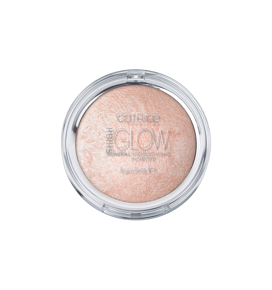Catrice, Puder rozświetlający, High Glow Mineral Highlighting Powder