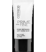 Catrice, Baza wygładzająca i matująca, Prime And Fine Pore Refining Anti-Shine Base