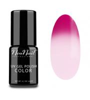 NeoNail, Lakier hybrydowy termiczny, 5192-1 Twisted Pink, 6 ml