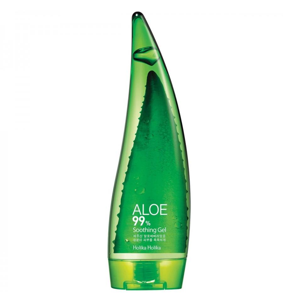 Holika Holika, Aloe 99% Soothing Gel, Żel aloesowy