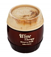 Holika Holika, Wine Therapy Sleeping Mask (Red Wine), Maseczka całonocna, 120 ml