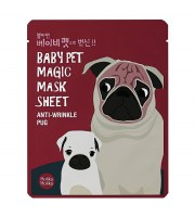 Holika Holika, Baby Pet Magic Mask Sheet - Anti-Wrinkle Pug