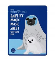 Holika Holika, Baby Pet Magic Mask Sheet - Whitening Seal