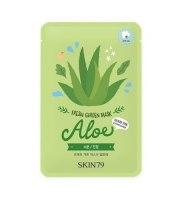 Skin79, Fresh Garden Mask Aloe, Maska w płacie