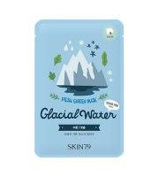 Skin79, Fresh Garden Mask Glacial Water, Maska w płacie