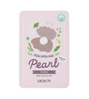 Skin79, Fresh Garden Mask Pearl, Maska w płacie
