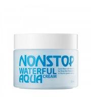 Mizon, Silnie nawilżający krem do twarzy, NonStop Waterful Aqua Cream, 50 ml