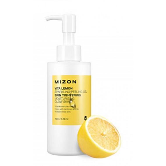 Mizon, Vita Lemon Sparkling Peeling Gel, 150g