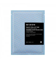 Mizon, Maska z zieloną herbatą, Enjoy Vital-Up Time Watery Moisture Mask with Green Tea Extract