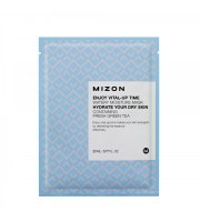 Mizon, Enjoy Vital-Up Time Watery Moisture, Maseczka nawilżająca w płacie, 23 ml