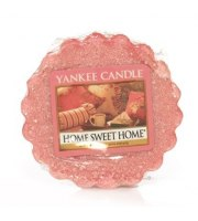 Yankee Candle, HOME SWEET HOME, wosk