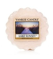 Yankee Candle, LAKE SUNSET, wosk