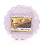 Yankee Candle, LEMON LAVENDER, wosk