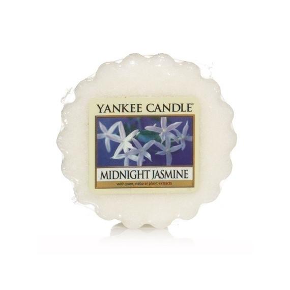 Yankee Candle, MIDNIGHT JASMINE, wosk