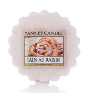Yankee Candle, PAIN AU RAISIN, wosk