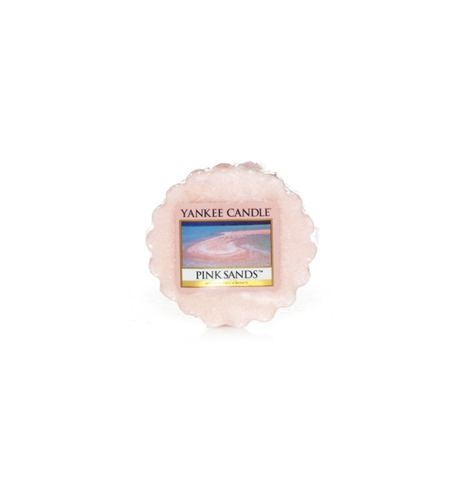 Yankee Candle, PINK SANDS, wosk