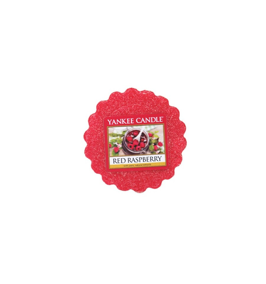 Yankee Candle, RED RASPBERRY, wosk