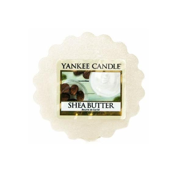Yankee Candle, SHEA BUTTER, wosk
