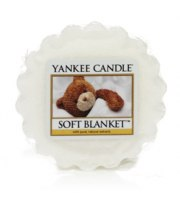 Yankee Candle, SOFT BLANKET, wosk