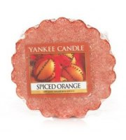 Yankee Candle, SPICED ORANGE, wosk