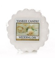 Yankee Candle, WEDDING DAY, wosk