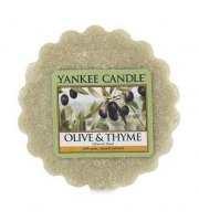 Yankee Candle, OLIVE & THYME, wosk