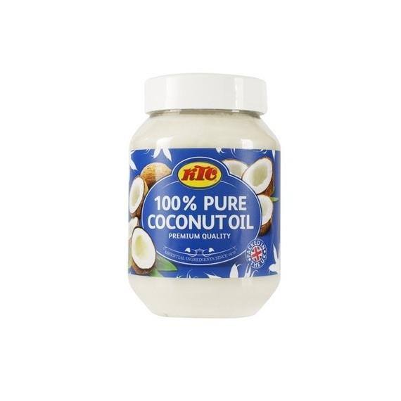 KTC, Czysty olej kokosowy, 500 ml