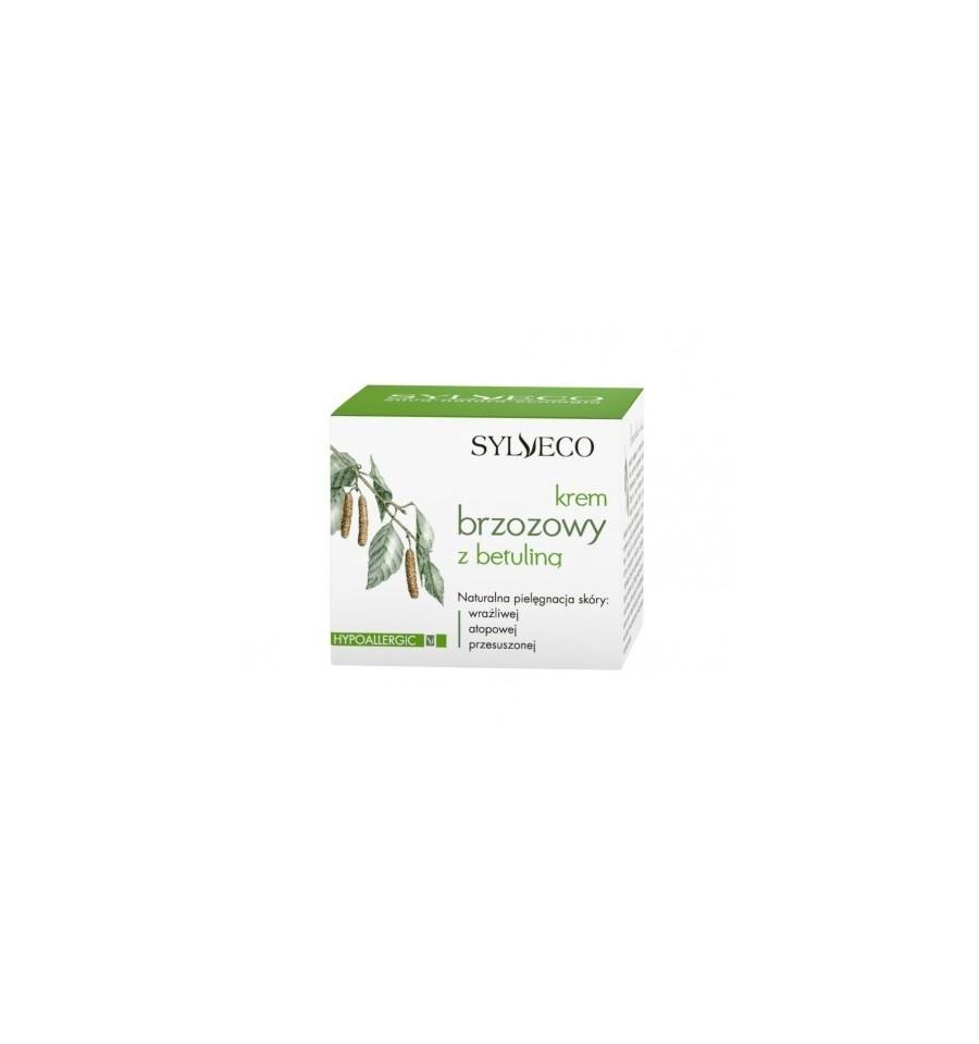 Sylveco, Krem brzozowy z betuliną, 50 ml