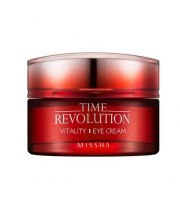Missha, Time Revolution Vitality Eye Cream, 25 ml