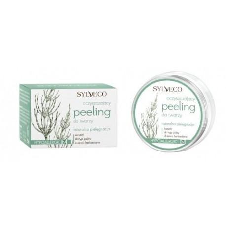 Sylveco, Oczyszczający peeling do twarzy, 75 ml