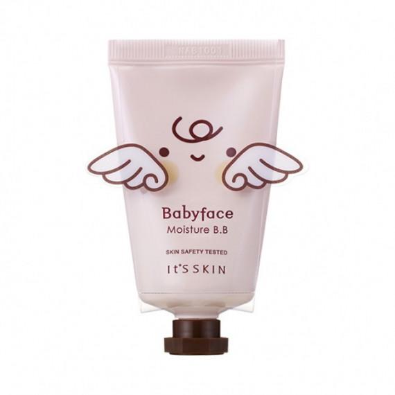 It's Skin, Babyface Moisture BB, Krem BB, 35 g
