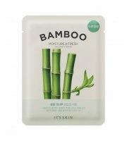 It's Skin, The Fresh Mask Sheet Bamboo, Maseczka w płacie