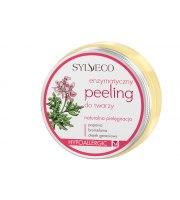 Sylveco, Enzymatyczny peeling do twarzy, 75 ml