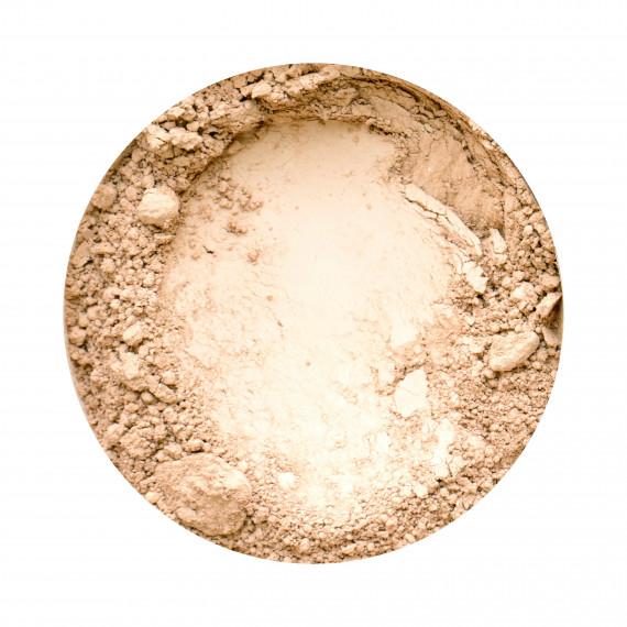 Annabelle Minerals, Natural Dark, Podkład rozświetlający, 4/10 g