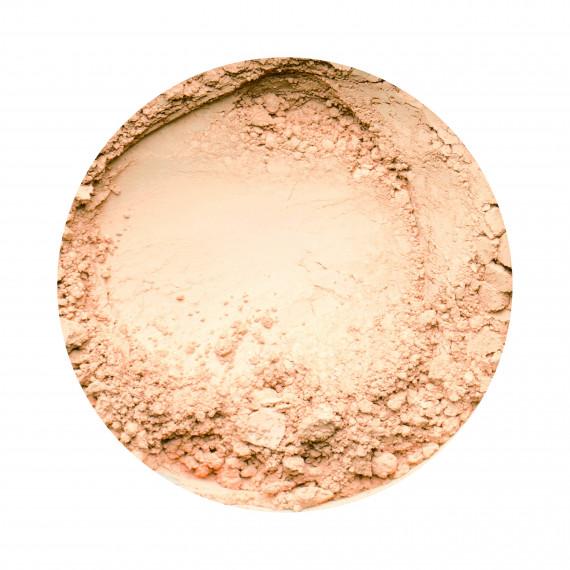 Annabelle Minerals, Beige Dark, Podkład kryjący, 4/10 g