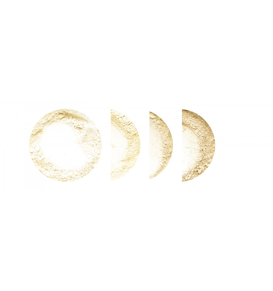 Annabelle Minerals, Sunny Cream, Podkład kryjący, 4/10 g