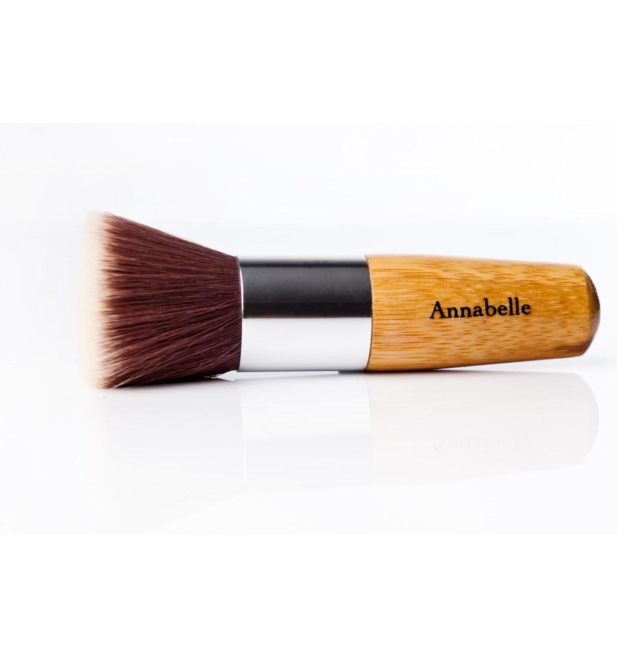 Annabelle Minerals, Pędzel flat top