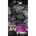Bielenda, Carbo Detox, Oczyszczająca maska węglowa do cery dojrzałej, 8 g