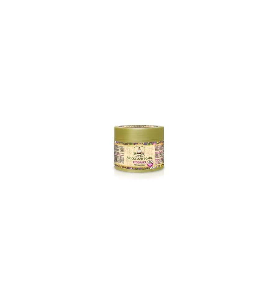Receptury Babuszki Agafii, Łopianowa maska do włosów, 300 ml