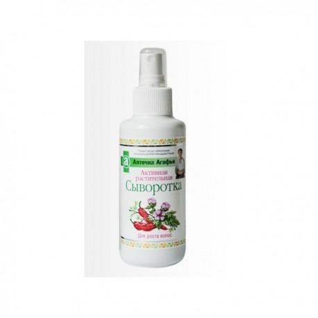Apteka Agafii, Aktywne serum na porost włosów, 150 ml