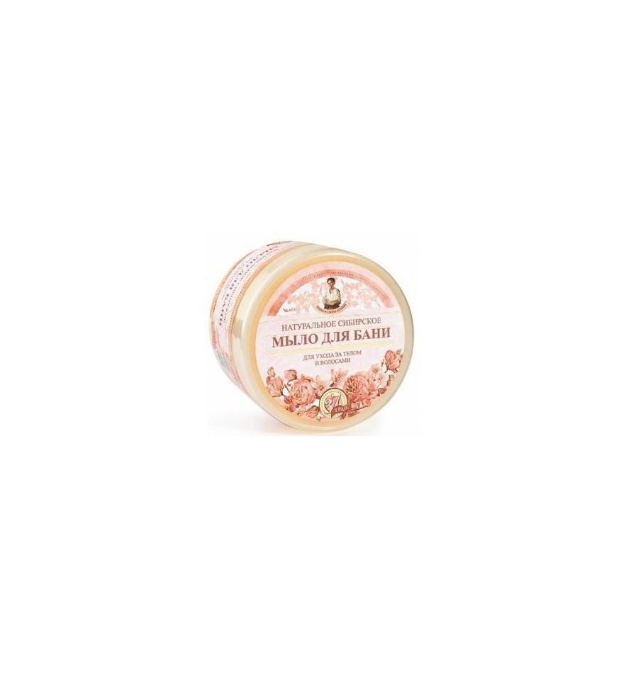 Pervoe Reshenie, Naturalne Kwiatowe Mydło Babuszki Agafii, 500 ml