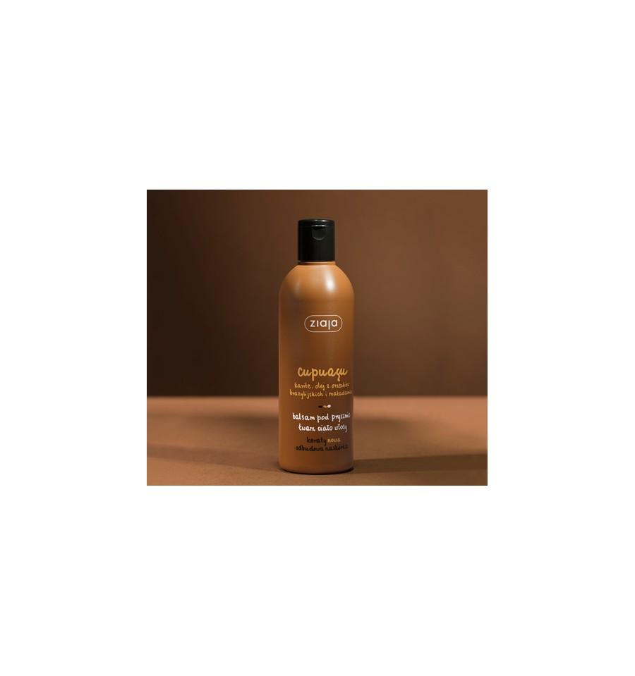 Ziaja, CUPUACU, Balsam pod prysznic - twarz, ciało, włosy, 300 ml