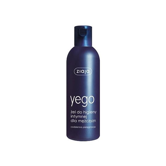 Ziaja, YEGO, Żel do higieny intymnej dla mężczyzn, 300 ml