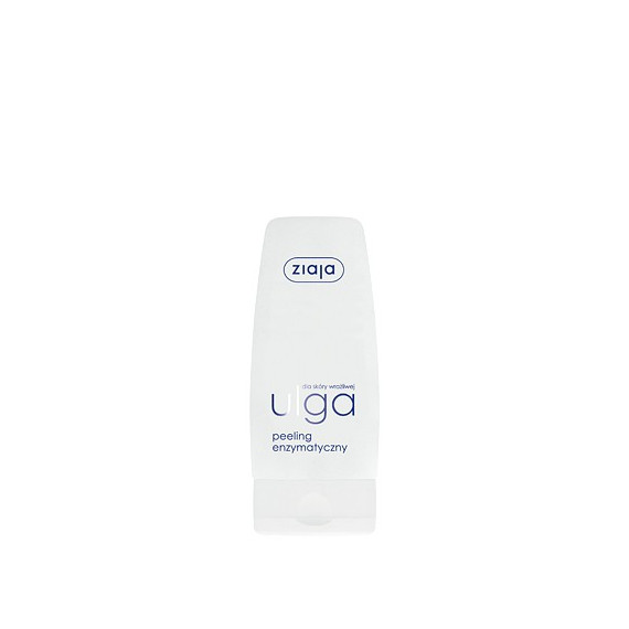 Ziaja, ULGA, Peeling enzymatyczny, 60 ml