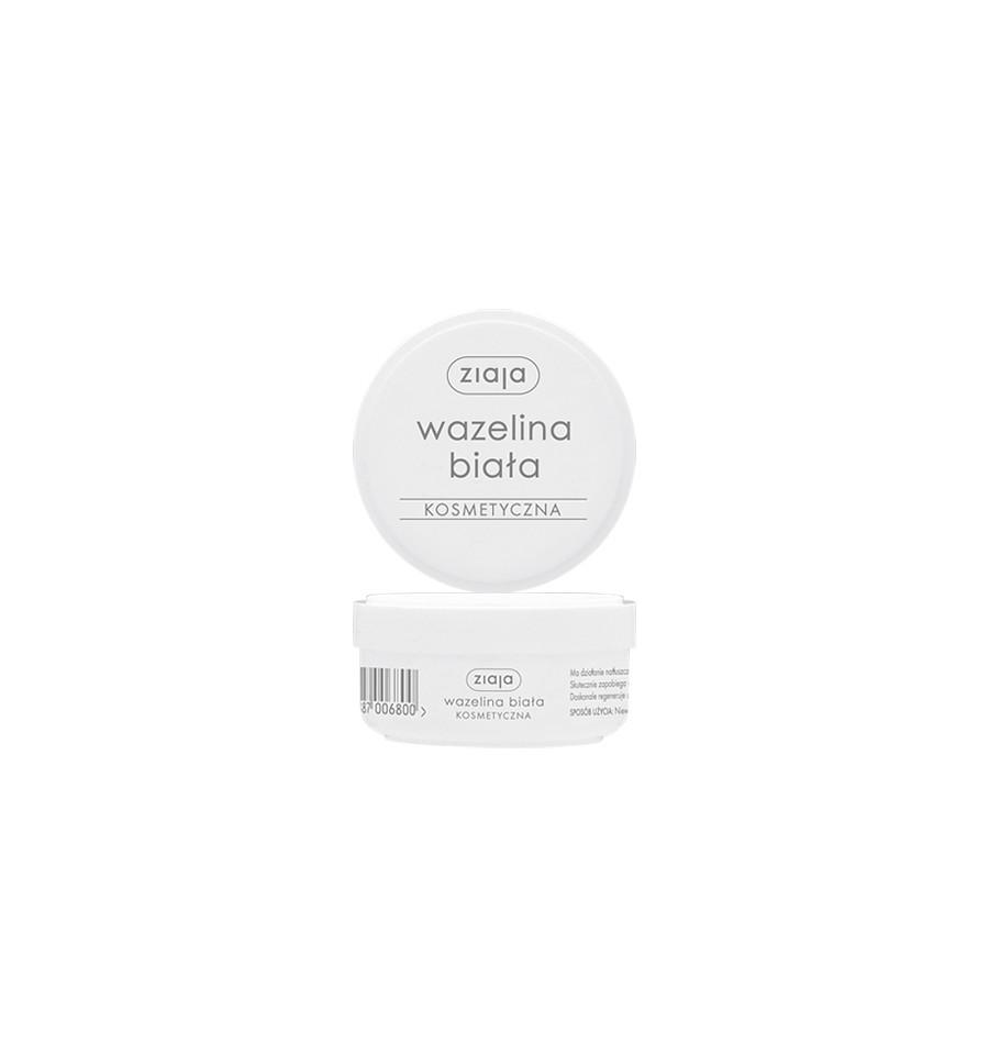Ziaja, PIELĘGNACJA PODSTAWOWA, Wazelina biała kosmetyczna, 30 ml