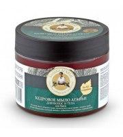 Bania Agafii, Mydło do włosów i ciała, cedrowe, 300 ml